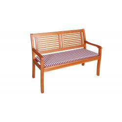Sedák na lavicu VIVO 2sed 120x48x4 cm