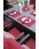 SALERNO - hliníkový záhradný stôl 210x100x74cm