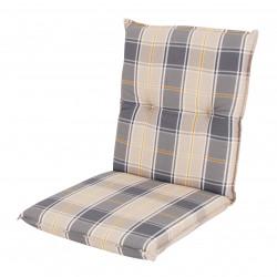 BRILLANT 7101 nízky - poduška na stoličku a kreslo