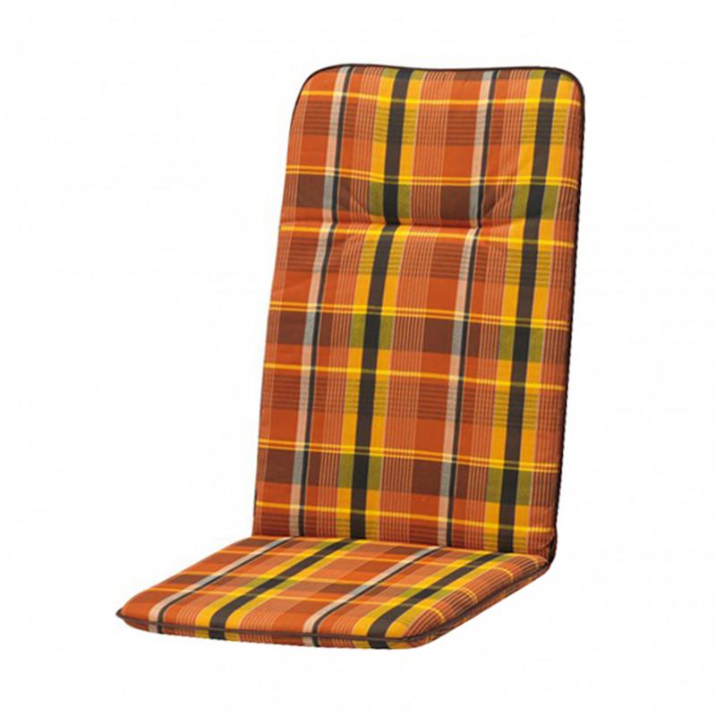 BASIC 24 vysoký - poduška na stoličku a kreslo
