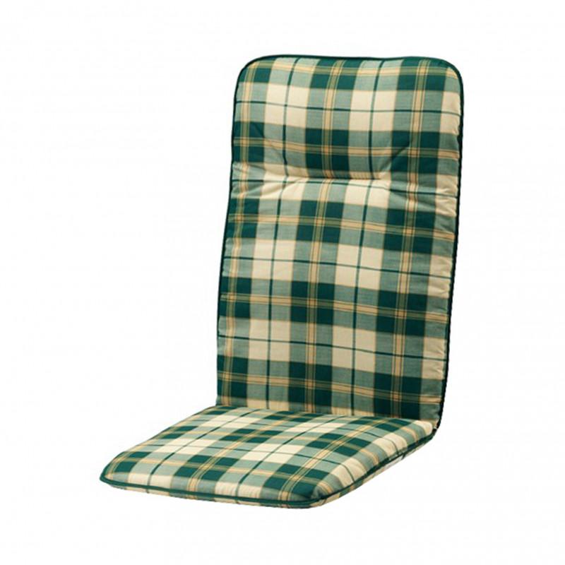 BASIC 129 vysoký - poduška na stoličku a kreslo