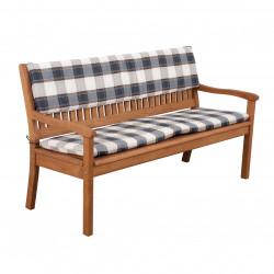 Sedák na 3-miestnu lavicu 150x45x6 cm