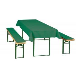 Poduškové set pre pivné lavice šírky stola 50 cm - UNI