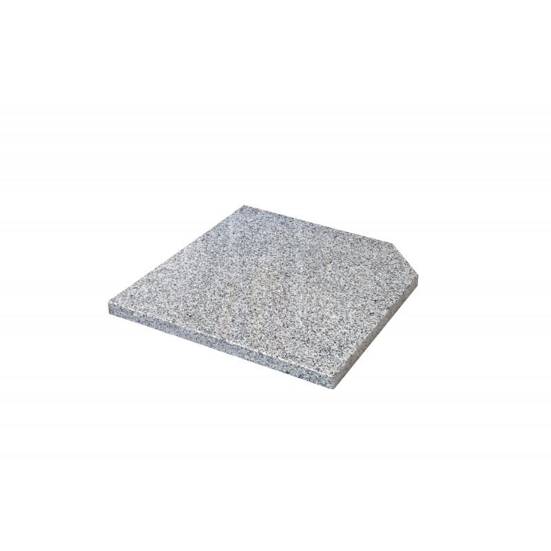 Lehká zátěžová žulová dlaždice 25 kg