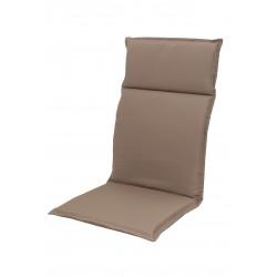 HIT UNI 7846 vysoký - poduška na stoličku a kreslo