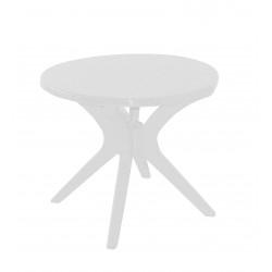 Stôl BERLIN PVC Ø 85 cm
