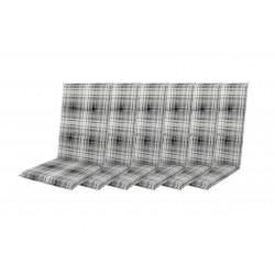 START 7104 vysoký - set 6ks - poduška na stoličku a kreslo