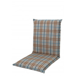 LIVING DE LUXE 9023/2074 nízky so zipsom - poduška na stoličku a kreslo