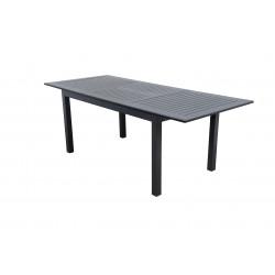 Stôl DETROIT rozkládací 220/280x100 cm