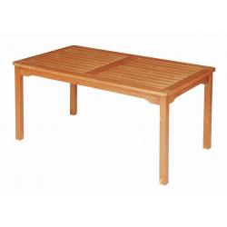 WÖRTHERSEE - drevený stôl zo severskej borovice 150x90x72cm