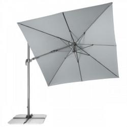 RAVENNA Axial 275x275 cm - záhradný slnečník s bočnou tyčou