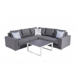 Manerba - luxusné hliníkové záhradné sedenie
