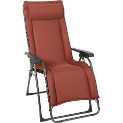 OASI DAYDREAMER XL tehlové - polohovacie relaxačné kreslo