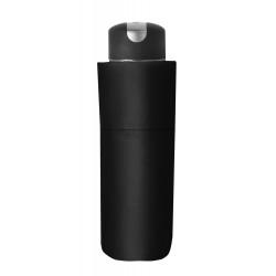 Carbonsteel Mini XS UNI Black - dámsky plne automatický skladací dáždnik