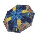 Magic Mini Van Gogh Kavárna - dámsky plne automatický skladací dáždnik