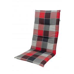 SPOT 6118 vysoký - poduška na stoličku a kreslo