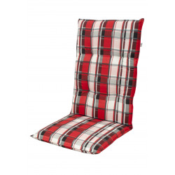 LIVING 5309 vysoký - poduška na stoličku a kreslo