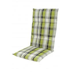 LIVING 5336 vysoký - poduška na stoličku a kreslo