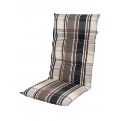 LIVING 9107 vysoký - poduška na stoličku a kreslo