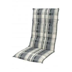 LIVING 6304 vysoký - poduška na stoličku a kreslo