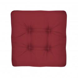 HIT UNI 8833 - sedák s krúžkovým prešitím