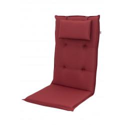 BRILLANT 8833 vysoký - polstr na stoličku a kreslo
