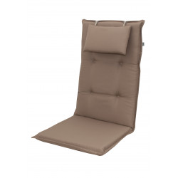 BRILLANT 7846 vysoký - polstr na stoličku a kreslo