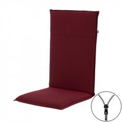 EXPERT 2428 vysoký - poduška na stoličku a kreslo