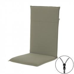 EXPERT 2429 vysoký - poduška na stoličku a kreslo
