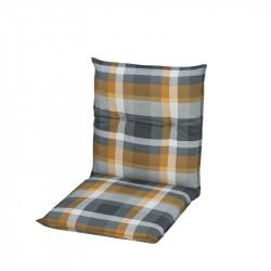 LIVING 2609 stredná - poduška na stoličku a kreslo