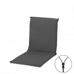 STAR UNI so zipsom 7777 nízky - poduška na stoličku a kreslo