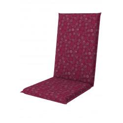 LIVING 1114 vysoký - poduška na stoličku a kreslo