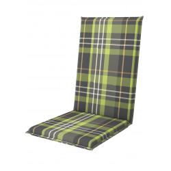 LIVING 2902 vysoký - poduška na stoličku a kreslo