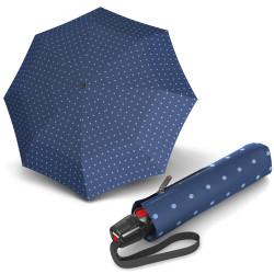 Knirps T.200 PINK - elegantný dámsky plne automatický dáždnik