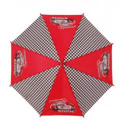 Palicový dáždnik vystreľovací detský autá