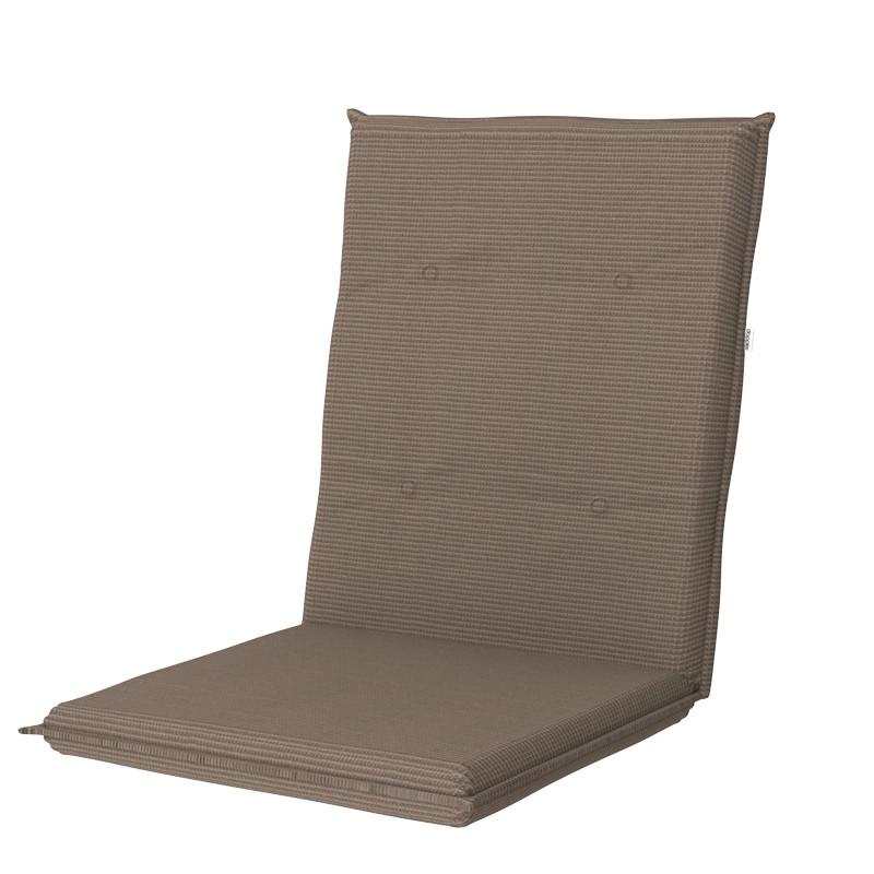 STAR 7046 nízky - poduška na stoličku a kreslo