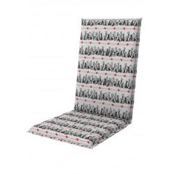 SPOT 1109 vysoký - poduška na stoličku a kreslo