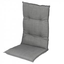 LIVING 2909 vysoký - poduška na stoličku a kreslo