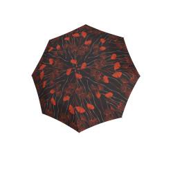 Magic Mini Carbon Big Romance - dámsky plne automatický dáždnik