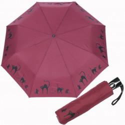 Fiber Magic Cats Family - dámsky plne automatický dáždnik