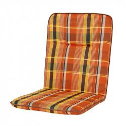 BASIC 24 nízky - poduška na stoličku a kreslo