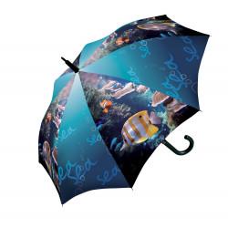 Detský vystreľovací dáždnik - Rybičky
