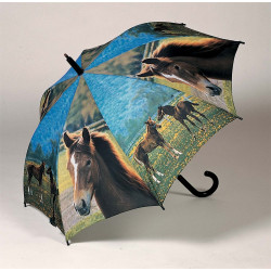 Detský vystreľovací dáždnik - Kone