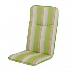 BONN 5110 vysoký - poduška na stoličku a kreslo