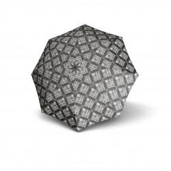 Mini Fiber Kare - dámsky mechanický skladací dáždnik