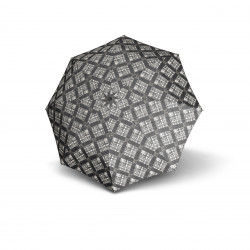 Mini Fiber Kare - dámsky skladací dáždnik