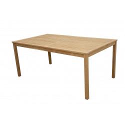 Stôl Teak 180x100 cm
